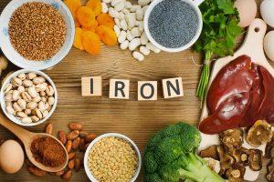 potraviny-s-obsahom-zeleza