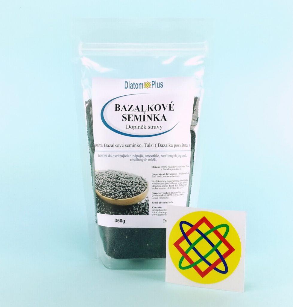 Bazalkové semiačka