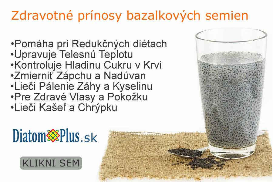 Bazalka semiačka DiatomPlus img